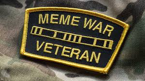Meme War Pictures - meme war veteran 2纓4窶ウ morale patch