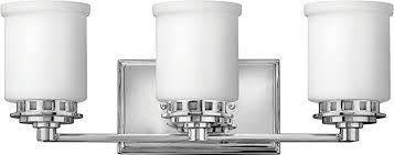 Hinkley Vanity Light Hinkley 5193cm Ashley Reversible Glass Wall Vanity Lighting 3