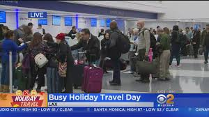 thanksgiving travel at lax rs up