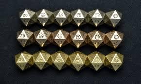 cast metal dice in brass u0026 bronze desktop cnc machined u003e lost