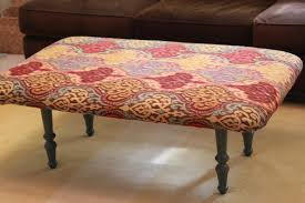 how to make an ottoman home decor cushion for ottomanhow cube