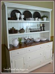 Corner Cabinet Dining Room Hutch Cottage White Dining Hutch Better Than A New Car New Dining