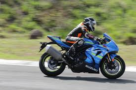 philippine motorcycle own the racetrack the suzuki gsx r1000rr invitational test ride