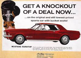 ford mustang ad directory index mustang 1967