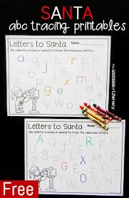 letters to santa letter tracing printables letter tracing santa