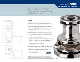 manual anchor windlass vw maxwell marine pdf catalogues documentation boating