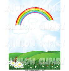 royalty free butterfly stock rainbow designs