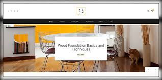 Interior Design Bloggers 20 Best Interior Design Wordpress Themes 2017 Colorlib