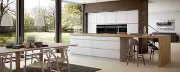 cuisine contemporaine blanche et bois cuisine blanche et bois cuisine cuisine blanche