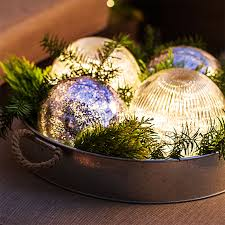 Light Up Balls On String by 6 Christmas Lighting Ideas For A Porch Deck Or Balcony