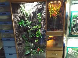 Vivarium Wood Decor Converting Clothes Cabinet Into A Multiple Vivarium Enclosure 23