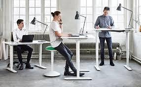 awesome ikea standing desk stool adjustable desks electric