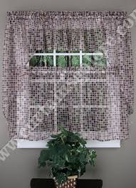 Pictures Of Kitchen Curtains by 16 Best Sheer Kitchen Curtains Images On Pinterest Kitchen