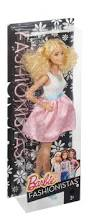 barbie fashionistas doll 14 powder pink original dgy57 barbie
