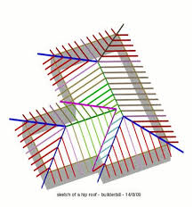 Hip Roof Trusses Prices Framing Hip Roof Trusses Drafting And Construction Pinterest