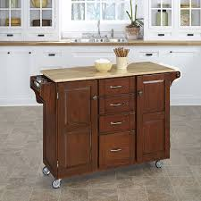 Kitchen Cabinet On Wheels Amazon Com Home Styles 9100 1071 Create A Cart 9100 Series