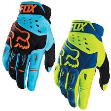 fox motocross racing pawtector race mens motocross gloves