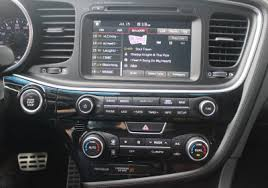 Kia Optima 2015 Interior 2015 Kia Optima Review Carfax