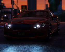 bentley continental interior 2013 2013 bentley continental gt add on tuning hq gta5 mods com