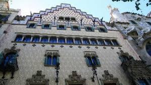 Maison Entre Artisanat Et Modernisme Visiter La Casa Amattler à Barcelone Pour Découvrir Le Modernisme