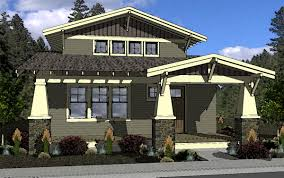 Craftsman Style Ranch House Plans Buat Testing Doang Craftsman Style