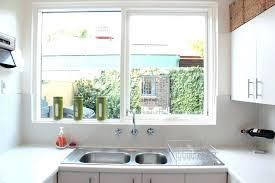 ideas for kitchen windows kitchen window ideas godembassy info