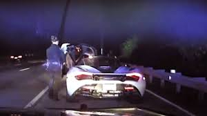 mclaren 720s police officer hits 143 mph in chevy impala while chasing drunk
