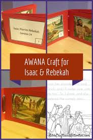 52 best isaac and rebekah images on pinterest bible crafts