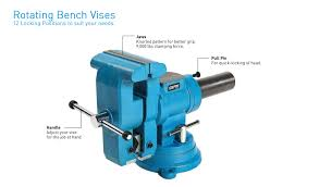 6 inch bench vise bench decoration