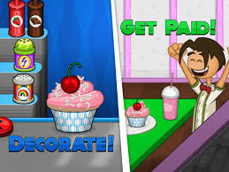 jeux de cuisine papa cupcakeria papa s cupcakeria hd dans l app store