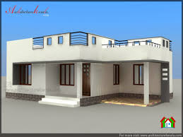 inspirations 1000 sq ft 3d contemporary style plans of house and