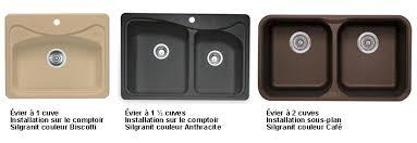 changer evier cuisine les éviers de cuisine guides d achat rona
