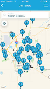 Metro Pcs Service Map by How Reliable Is Open Signal It Shows All These Towers In Lincoln