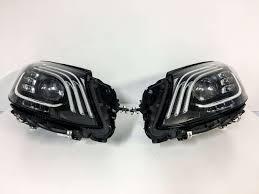 mercedes s class headlights benz s class w222 2017 lci multibeam led headlights