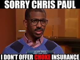 Chris Paul Memes - nba memes on twitter even cliff paul couldn t help out chris paul