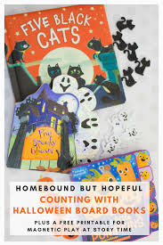 Printable Halloween Stories Kids by Counting With Halloween Board Books At Story Time