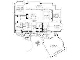 Craftman Style Home Plan Impressive Impressive Design Ideas Walkout Basement Plans Eplans Craftsman