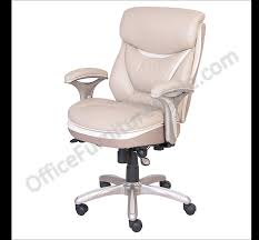 serta outlet smart layers verona manager chair ivory champagne