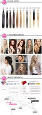 Ombre Hair Extensions Tape In by Beautyforever Tape In Hair Extensions Straight Remy Human Hair