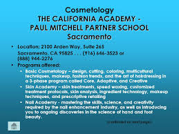 makeup school sacramento apprenticeship programs community college occupational programs