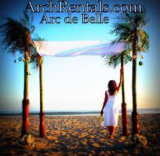 Bamboo Chuppah Real Weddings Arc De Belle Wedding Arch U0026 Canopy Rental Blog