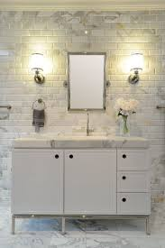 troff sinks bathroom bathroom trough sinks bathroom contemporary with calacatta marble