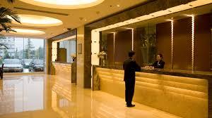 Desk Hotel Beijing Jinjiang Fuyuan Hotel