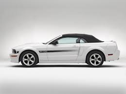 Black 2007 Mustang Gt Ford Mustang Gt California Special 2007 Pictures Information