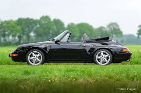1990 porsche 911 convertible porsche 911 993 carrera cabrio 1995 welcome to classicargarage