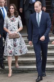 prince william and princess kate tour polish concentration camp