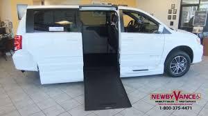 2017 dodge grand caravan newby vance mobility