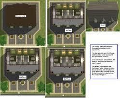 mod the sims studio starters apartment complex