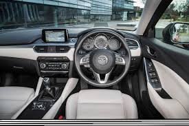 mazda interior mazda 6 2 2 175 sport nav 2015 review by car magazine
