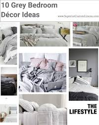gray bedroom ideas 10 grey bedroom décor ideas superior custom linens